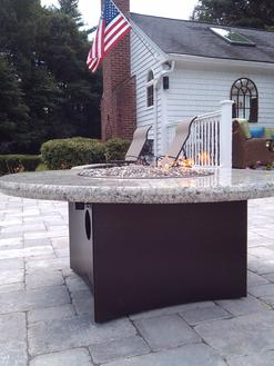 Fire Pit table !st Fire