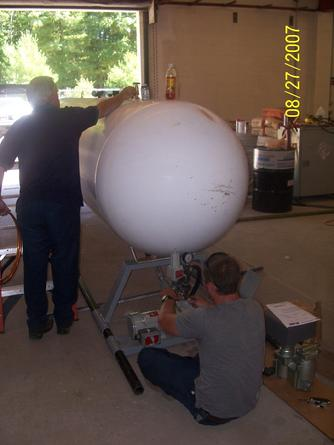 Building a Propane Fill Station